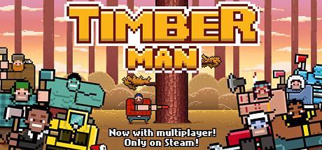 Timberman sur PC gratuit (dématérialisé - steam)