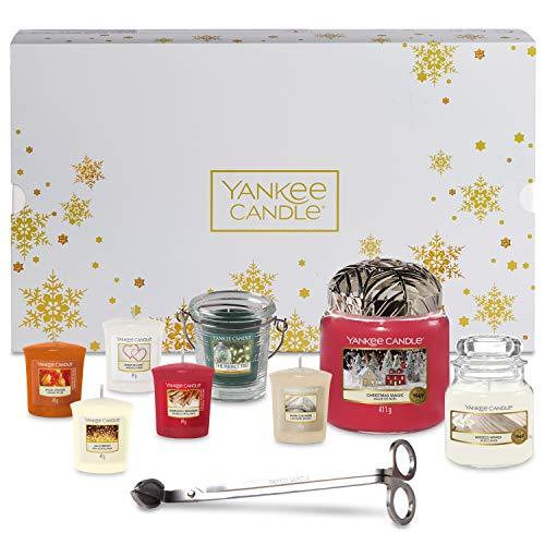 [Prime] Coffret de 11 pièces Yankee Candle