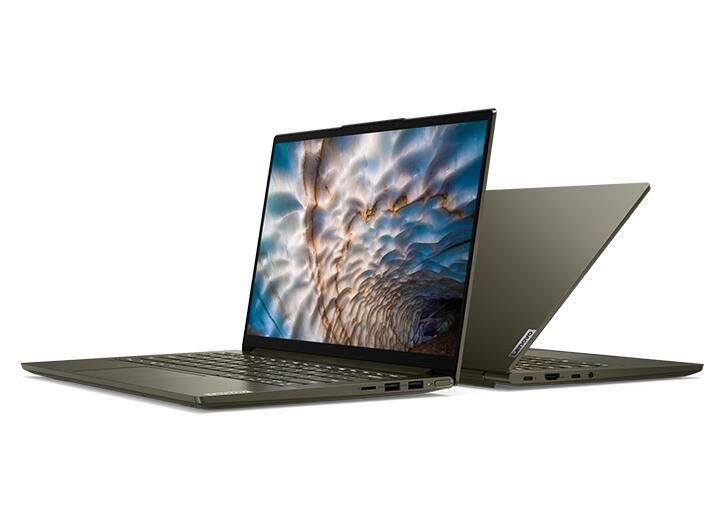 "PC Portable 14"" Lenovo Yoga Slim 7 - FHD, i7-1065G7, 8 Go RAM 3200MHz, 512 Go SSD, Intel Iris Plus"