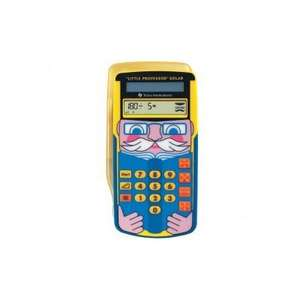 Calculatrice solaire d'apprentissage Texas Instruments Little Professor