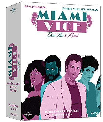 [Prime] Coffret Blu-ray : Deux Flics à Miami (Miami Vice) L'intégrale de la série