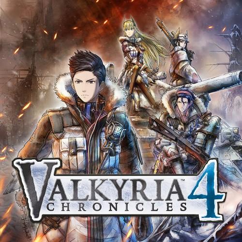 Jeu Valkyria Chronicles 4 sur Nintendo switch (Dématérialisé, eShop Russe)