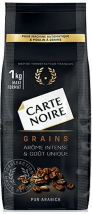Paquet de Café en grain Carte noire 1kg - Géant casino Carcassonne (11)