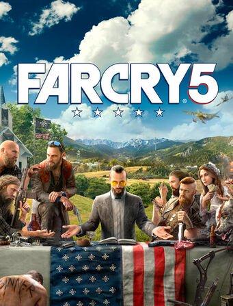 Jeu Far Cry 5 sur PC (Dématérialisé)