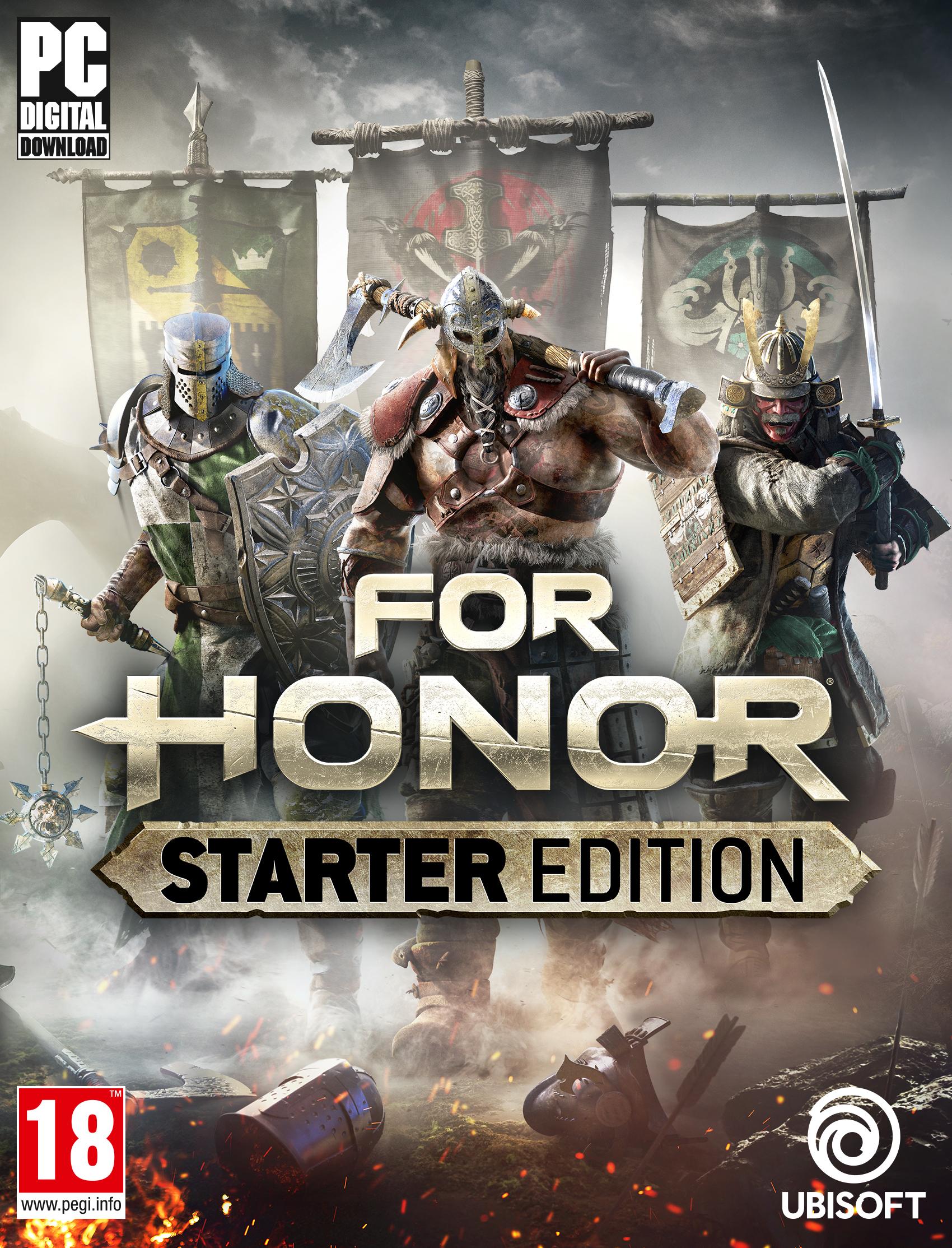 [Prime] For Honor - Starter Edition sur PC (Dématérialisé - Uplay)