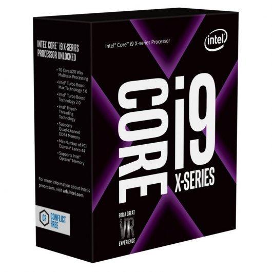Processeur Intel Core i9-9940X 3,3 GHz (Skylake-X) - Socket 2066