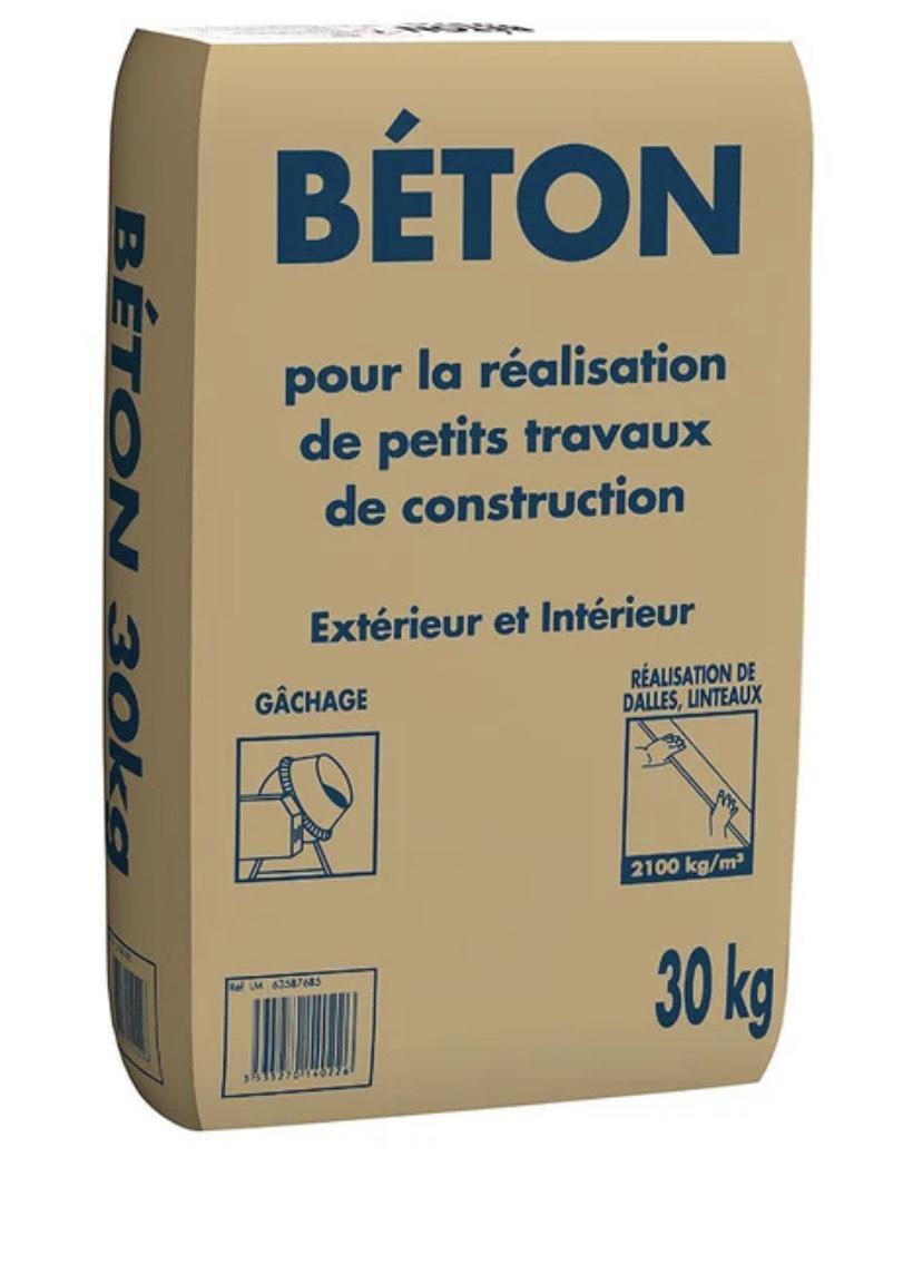 Sac de Béton - 30kg