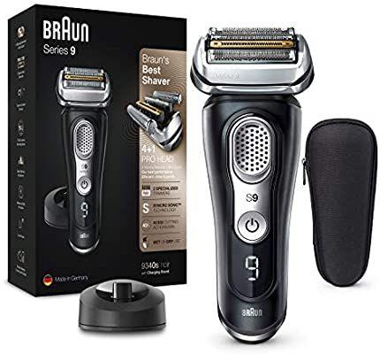 Rasoir Électrique Barbe Homme Braun Series 9 9340s