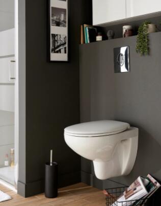 Pack WC suspendu Grohe Solido Bau Air