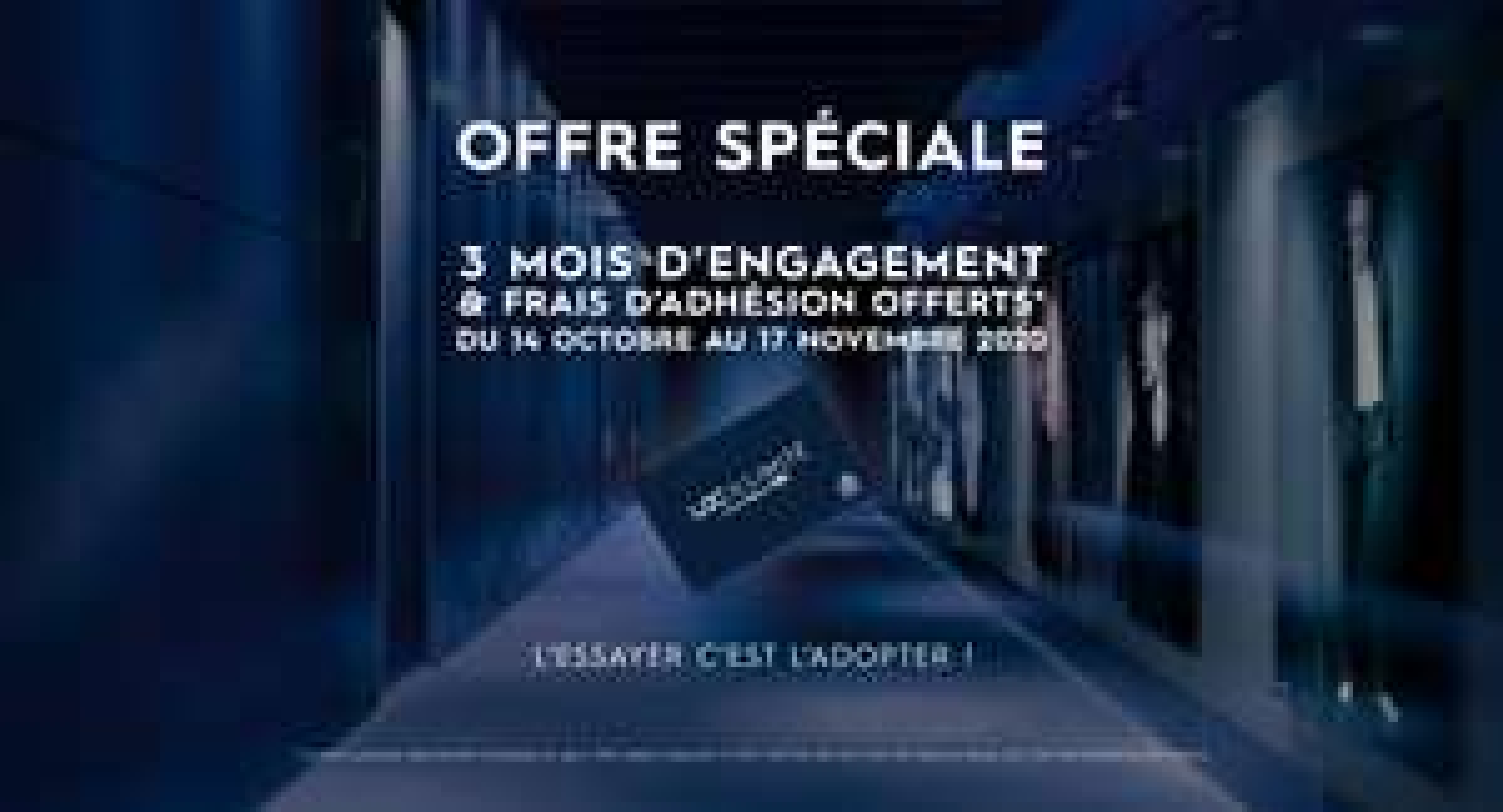 [Nouveaux Abonnés] Frais d'adhésion offerts (30€) sur tout nouvel abonnement UGC Illimité (Bordeaux / Talence / Lille / Villeveuve d'Ascq)