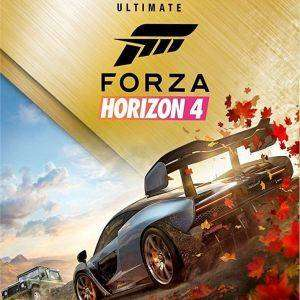 Forza Horizon 4 - Édition Ultime (jeu + tous les DLCs) sur PC & Xbox One (dématérialisé, store BR)