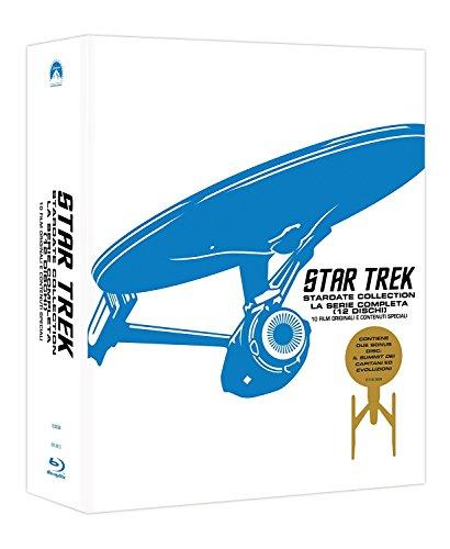 Coffret Blu-Ray Star Trek Stradate Collection 1,10