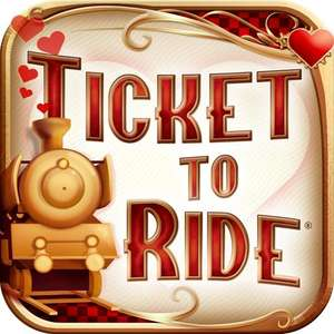 Jeu Ticket to Ride sur Android + 69 Coins