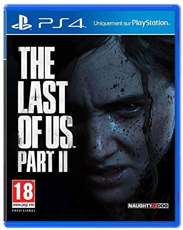 Jeu The Last of Us Part II sur PS4