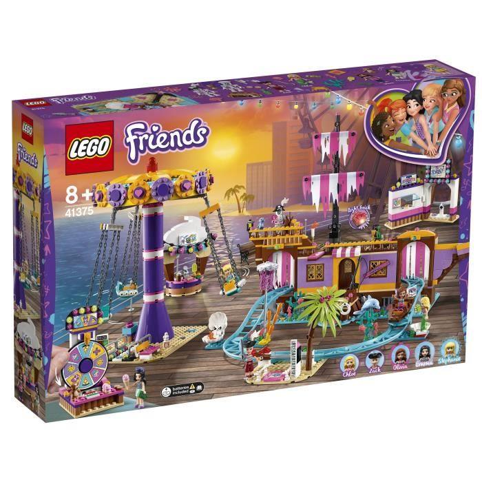 Jouet Lego Friends 41375 Le quai de Heartlake City