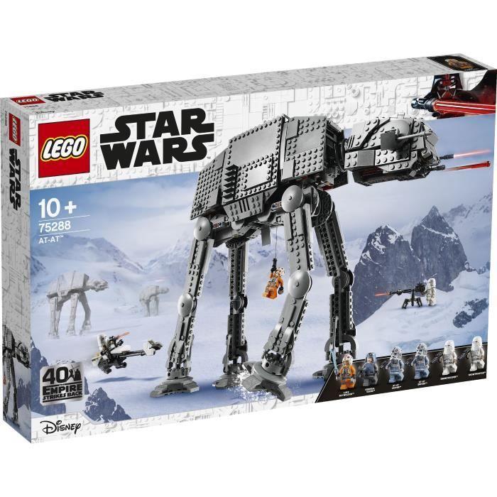 Jouet Lego Star Wars AT-AT 75288