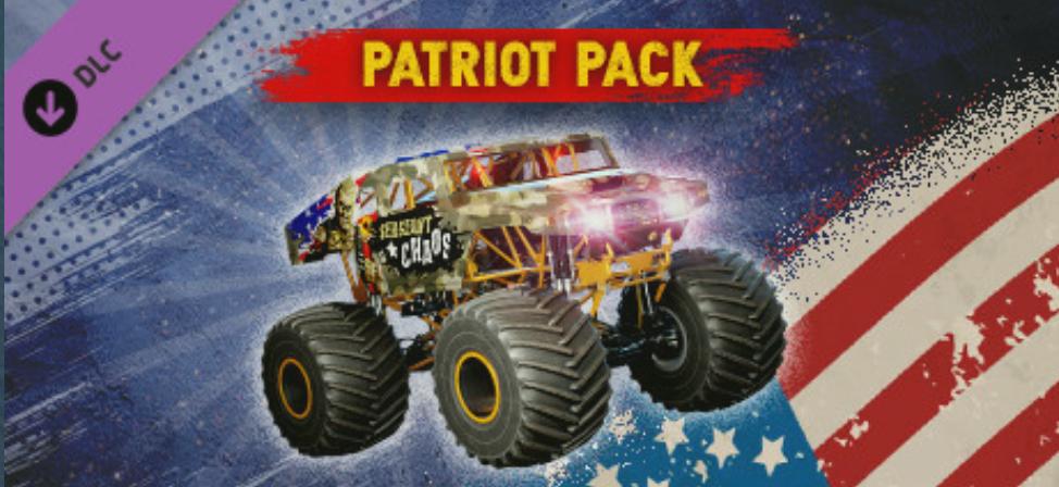 DLC Patriot Pack pour Monster Truck Championship sur PC (dématérialisé)