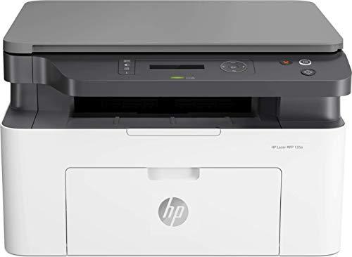Imprimante Laser Wifi Monochrome Multifonction HP Laserjet MFP 135w (ODR de 40€)