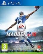 Jeu Madden NFL 16 sur Xbox One et PS4