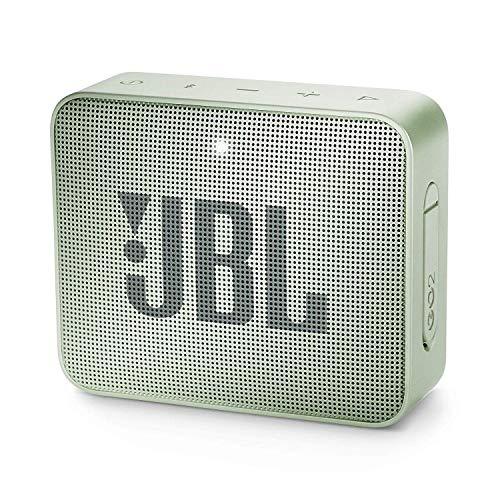Mini Enceinte Bluetooth portable JBL Go 2 - Menthe