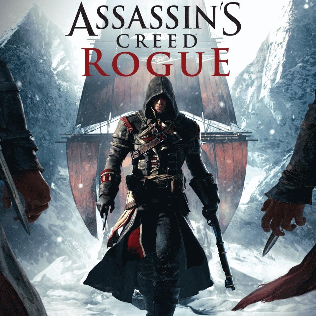 Assassin's Creed Rogue sur PC (Dématérialisé)