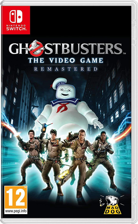 Ghostbusters: The Video Game Remastered sur Nintendo Switch (dématérialisé)