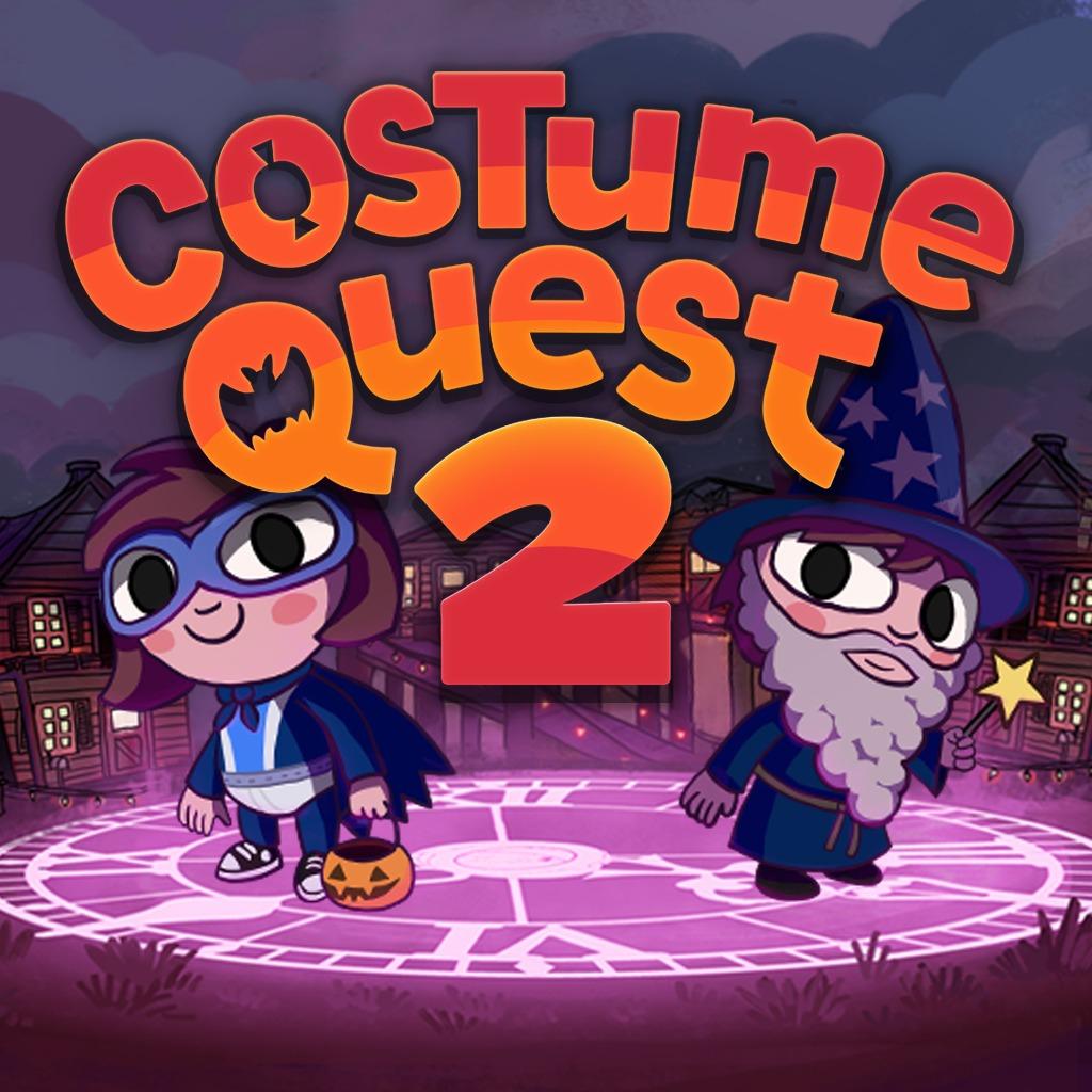 Costume Quest 2 et Layers of fear 2 Gratuits sur PC (dématérialisés)
