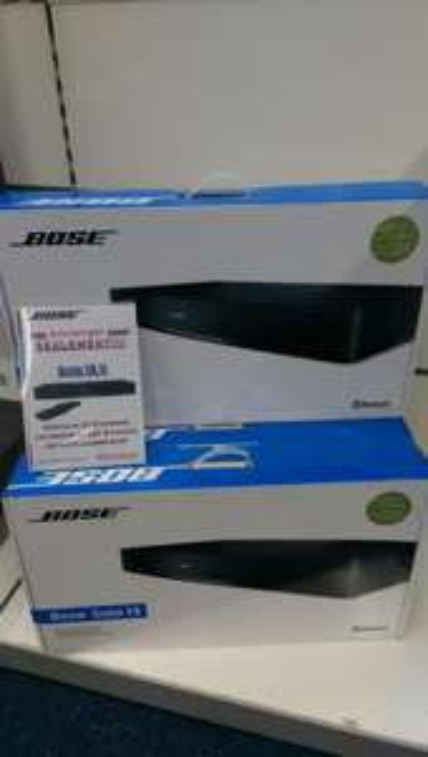 Plateau sonore Bose Solo 15 II + 20€ en carte cadeau