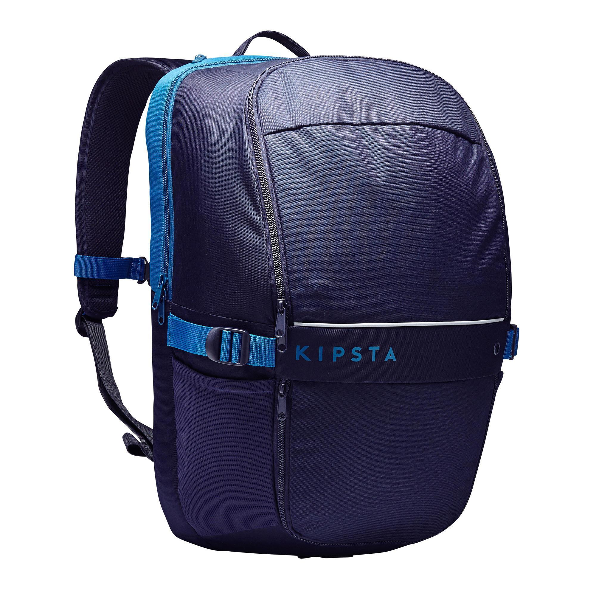 Sac à dos Kipsta Essentiel 35 litres - Bleu ou Rouge