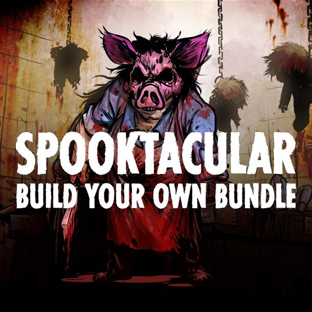 Spooktacular Bundle: 1 Jeu PC parmi une sélection dont The Final Station, The Descendant, The Hex, Lorelai... (Dématérialisé - Steam)