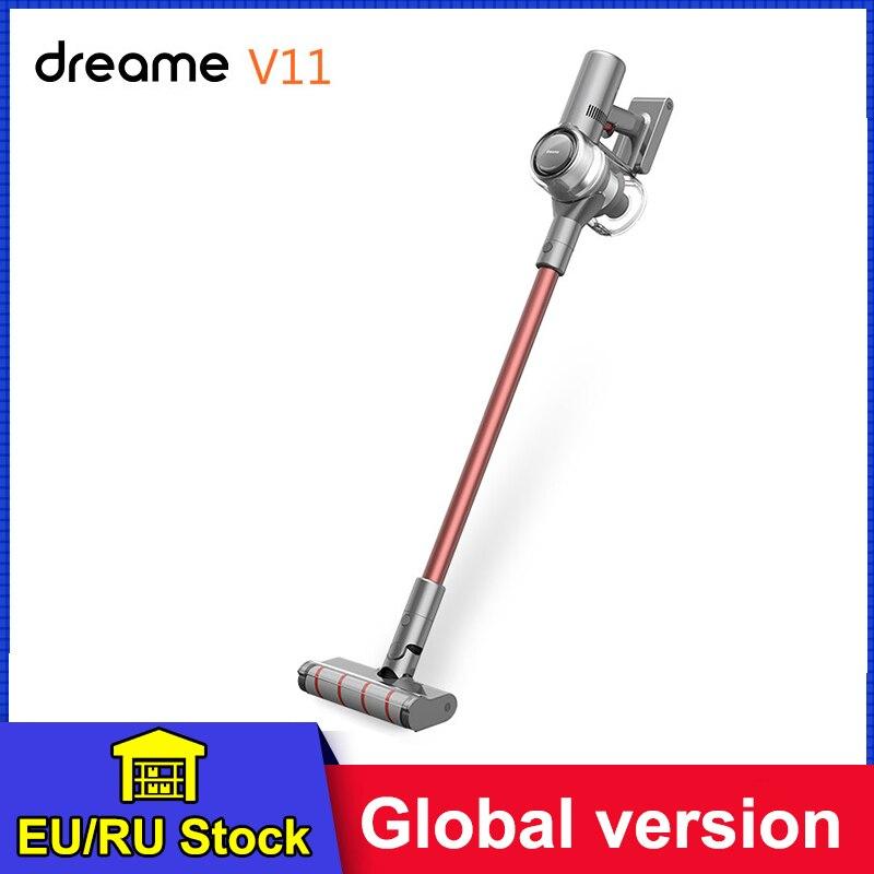 Aspirateur balai sans fil Dreame V11 - 25.2V, 450W, 150AW, 25000Pa (241,35€ avec le code GETDREAME060) (Entrepôt France)