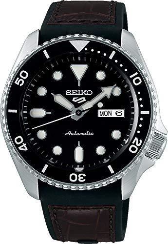 Montre homme Seiko 5 Sports automatique SRPD55K2 - 42,5mm / 10 atm