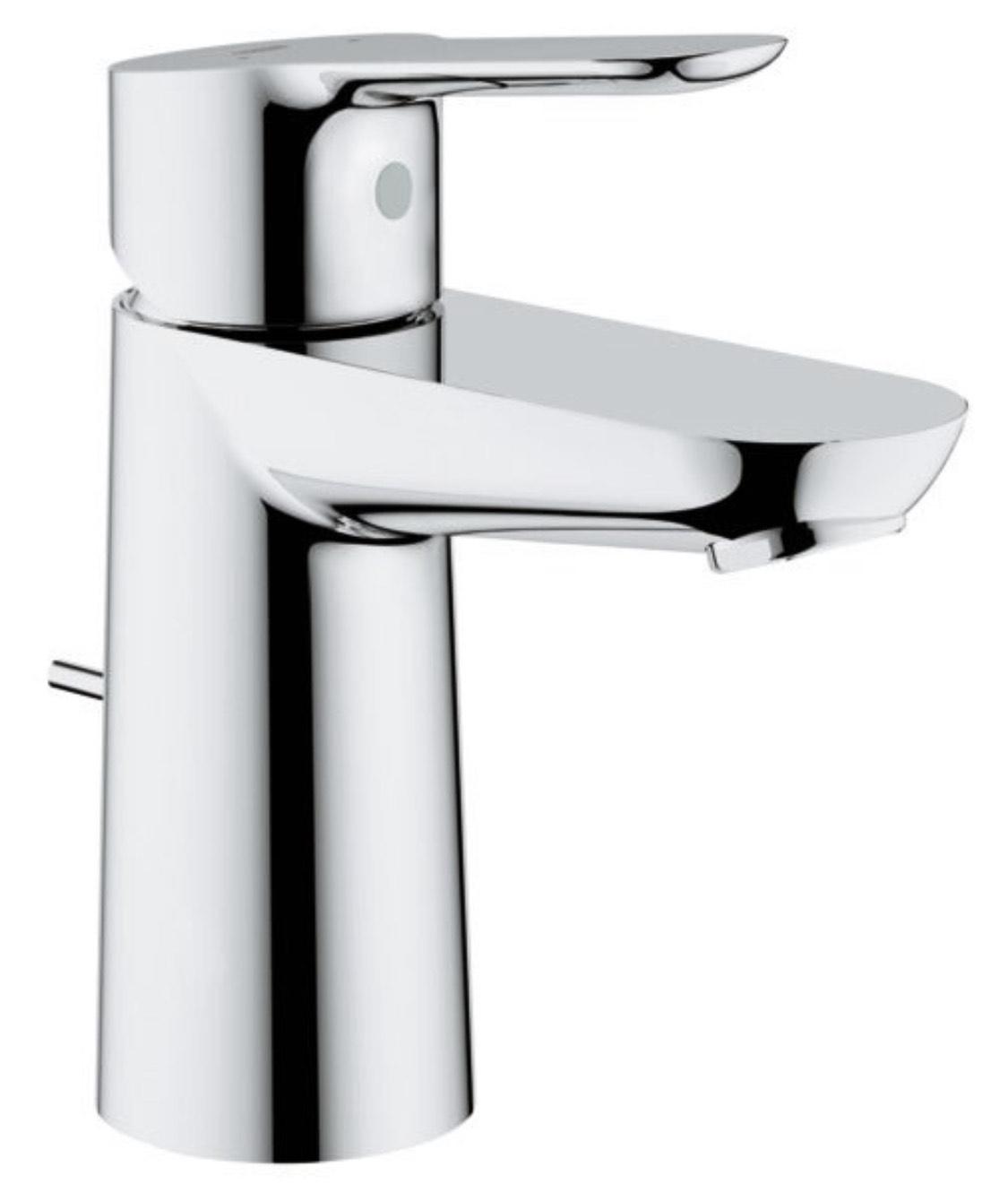 Mitigeur de lavabo chrome brillant Grohe Clova s