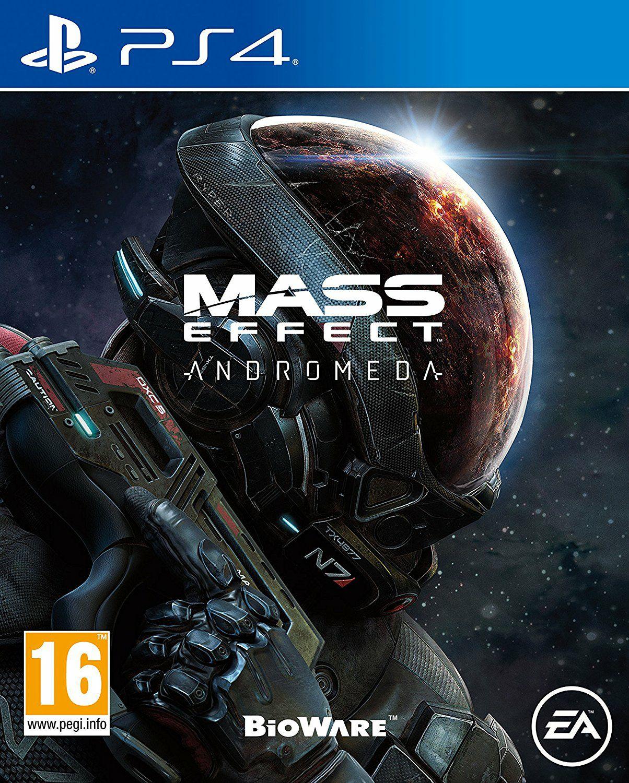 Mass Effect Andromeda sur PS4 (Vendeur Tiers)