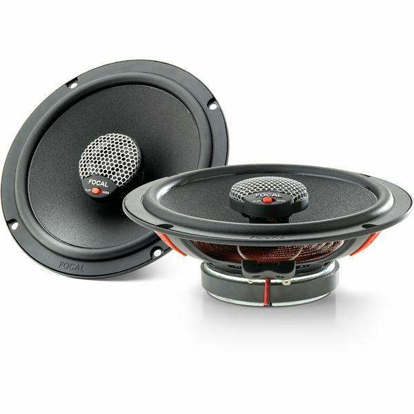 Haut-parleurs auto Focal Integration ICU 165 (140 W RMS) - Le Mans (72)
