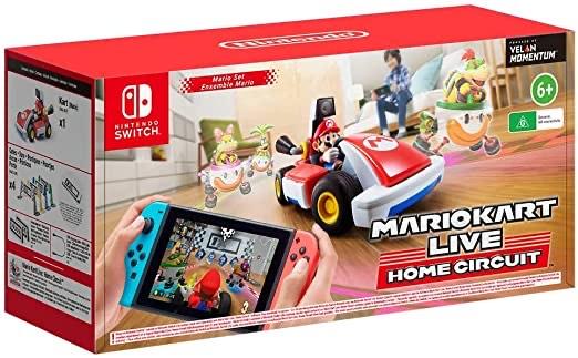 Mario Kart Live Home Circuit Mario sur Nintendo Switch