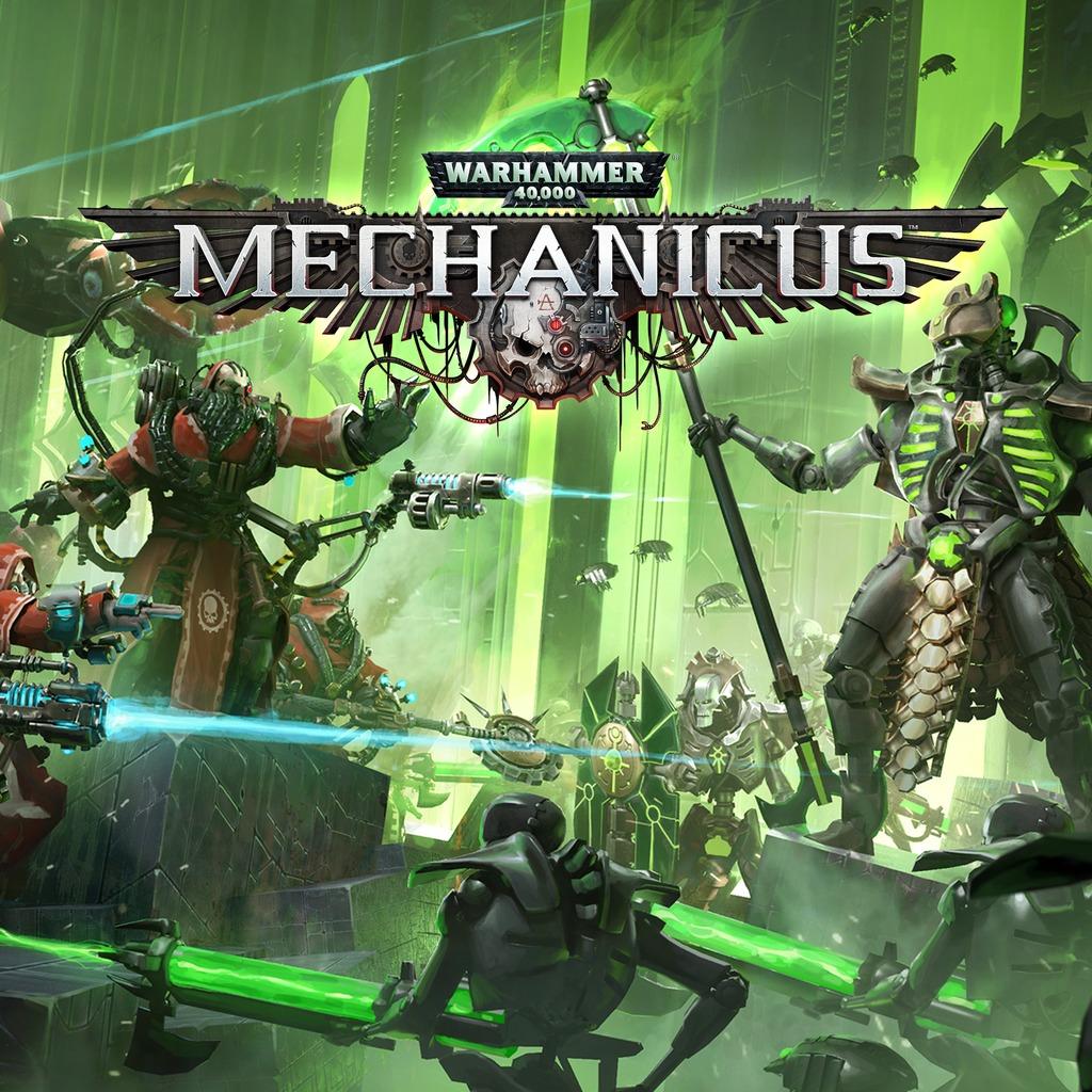 Warhammer 40,000: Mechanicus jouable Gratuitement ce weekend sur PC, Mac & Linux (Dématérialisé)