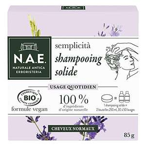 Shampoing solide BIO N.A.E. - 85g