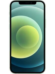 """[Précommande] Smartphone 6.1"""" Apple iPhone 12 - Retina XDR, 64 Go, A14 Bionic, HDR Dolby Vision"""