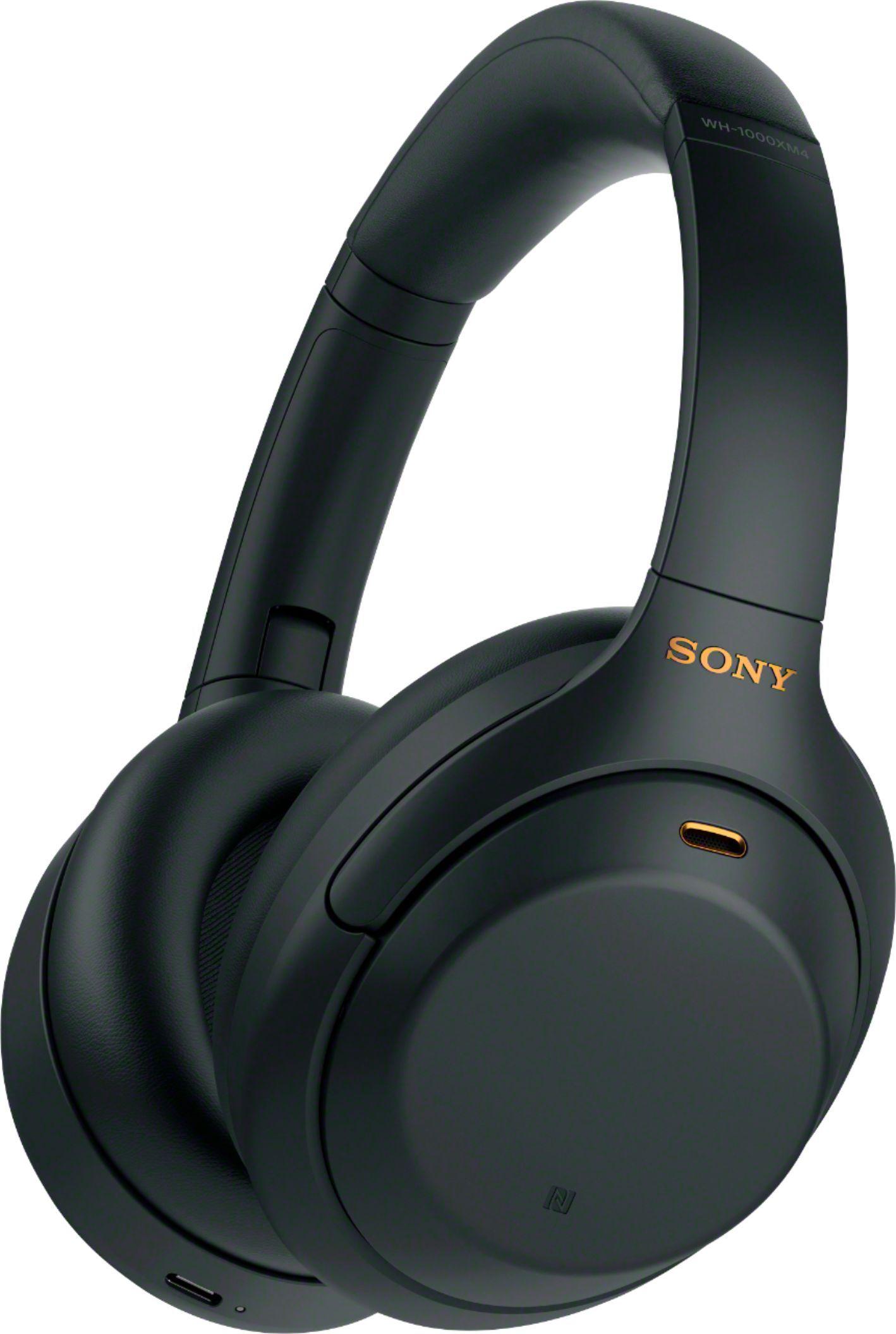 Casque audio sans fil Sony WH-1000XM4 (+13.82€ en RakutenPoints)