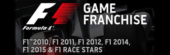 Bundle Franchise F1 Game sur PC (Dématérialisé)