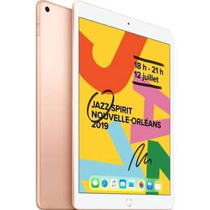 "Tablette 10.2"" Apple iPad 7 - 32 Go, couleur Or"