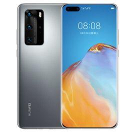 """Smartphone 6.58"""" Huawei P40 Pro 5G - 8 Go Ram, 256 Go, Dual Sim, Argent"""