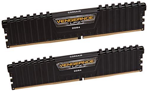 64Go - Kit mémoires Ram DDR4 Corsair Vengeance LPX - (2x32 Go) - 3600Mhz, PC4-28800 C18