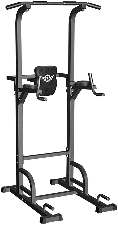 Barre de Traction pour Musculation à Domicile Sportsroyals Power Tower - 200 kg (Vendeur tiers)