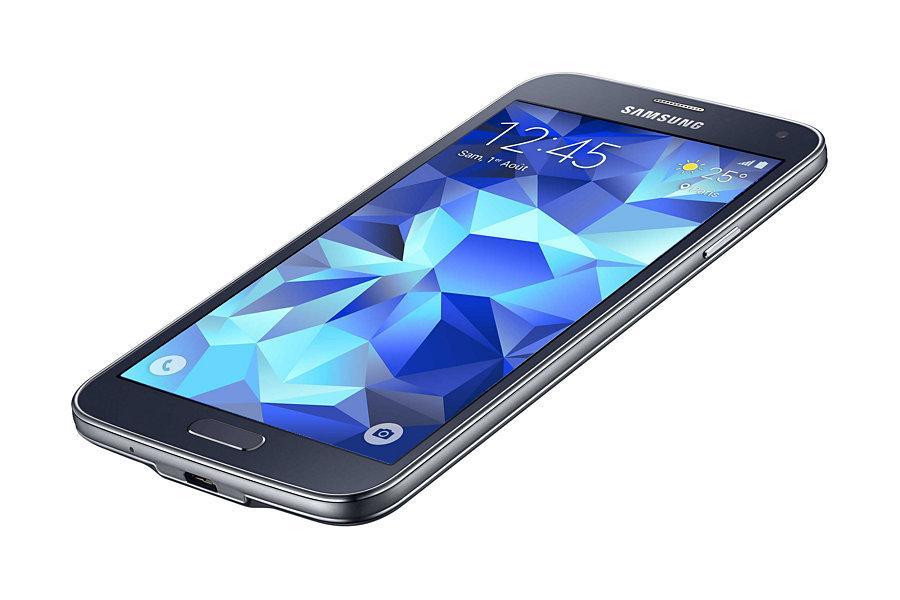 """Smartphone 5.1"""" Samsung Galaxy S5 New (avec 189.5€ en 1 bon d'achat valable du 22 au 29 février)"""