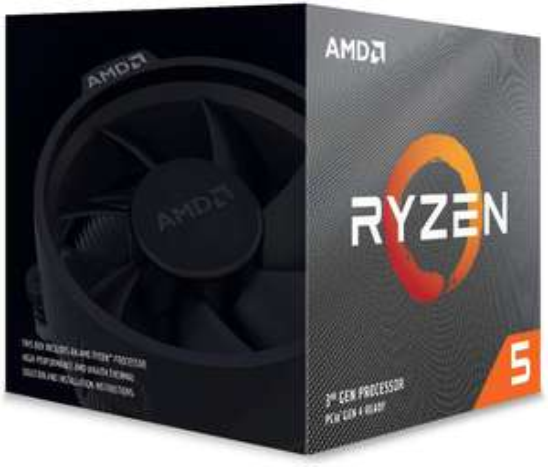 Processeur AMD Ryzen 5 3600XT (3.8 GHz) - Socket AM4