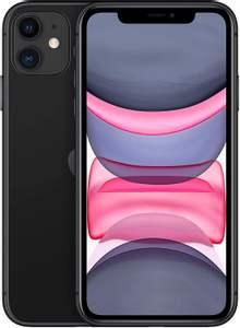 """Jusqu'à 100€ d'ODR sur une sélection de smartphones - Ex : Smartphone 6.1"""" Apple iPhone 11 - 64 Go, Coloris au choix (Via ODR de 50€)"""