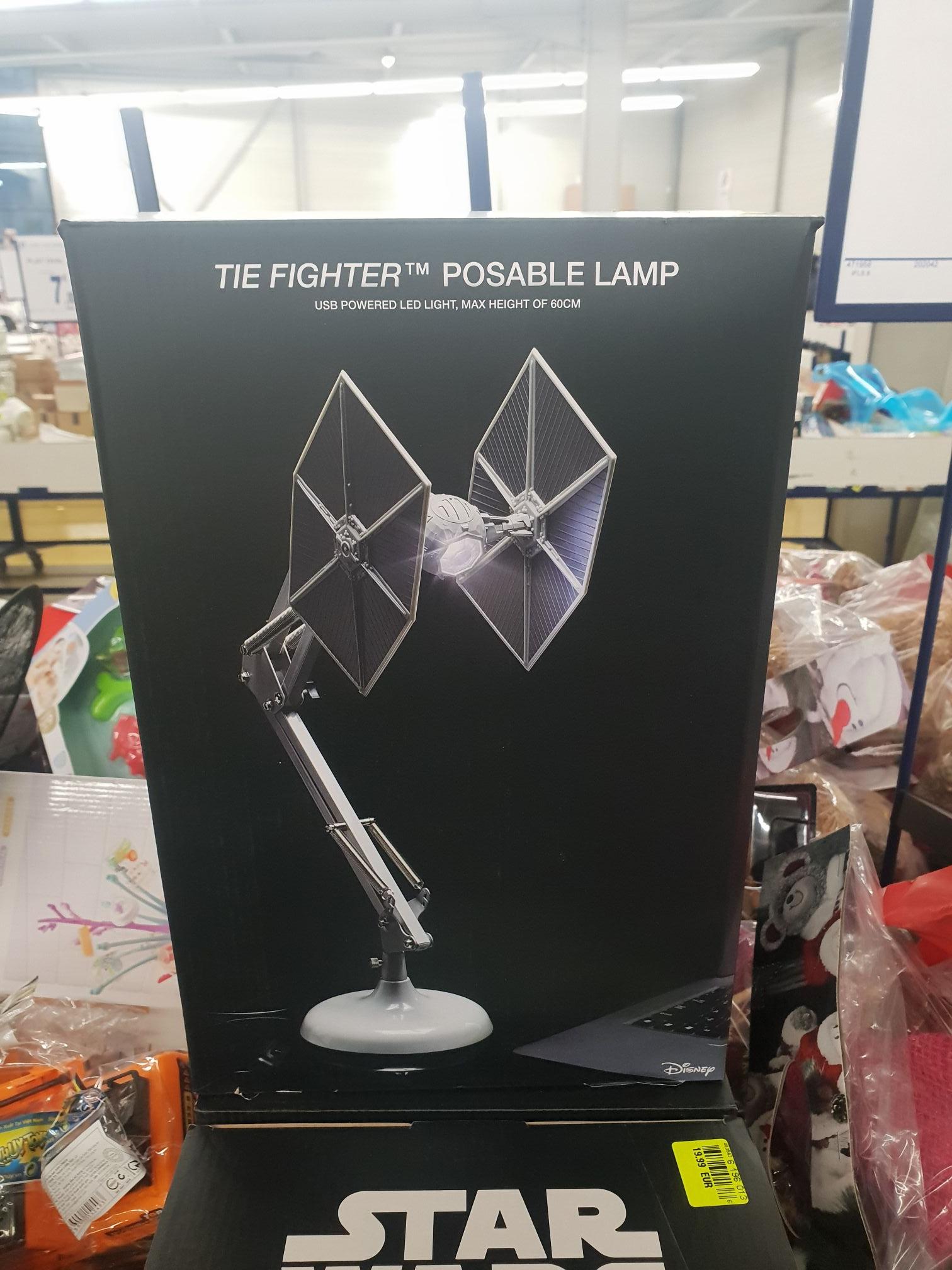 Lampe de bureau LED Star Wars Tie Fighter - NOZ Morschwiller-le-Bas (68)