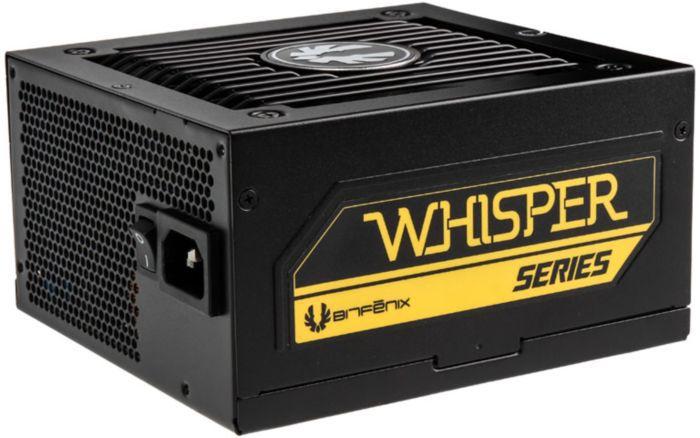 Alimentation PC modulaire Bitfenix Whisper - 750w Gold